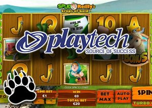 spud o reilly slot playtech