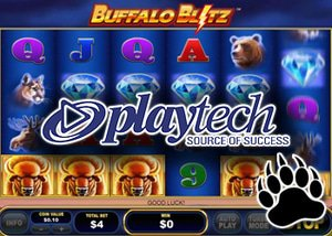 playtech buffalo blitz slot