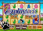 Playtech releases Flinstones branded slot