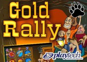 Playtech Jackpot Gold Rally Slot