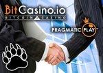 Pragmatic Play and Bitcasino.io Extend Gaming Portfolio through Partnership