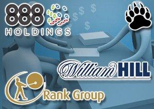 Rank Group và William Hill