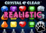 new Realistic Games slot Crystal Clear
