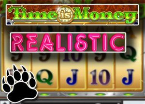 new time is money slot realistic games casino