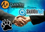 SkillOnNet Available on Microgaming Quickfire