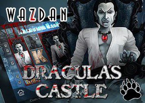 Wazdan Casinos Release New Dracula's Castle Slot