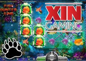 xin fish hunter king