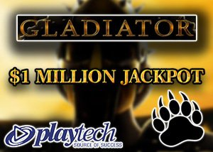 playtech jackpot gladiator slot