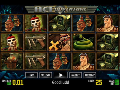 Ace Adventure HD Game Preview