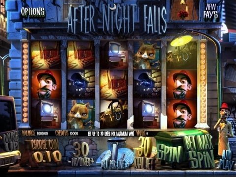 After Night Falls Game Preview