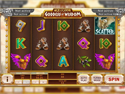 Age of the Gods: Goddess of Wisdom Game Preview