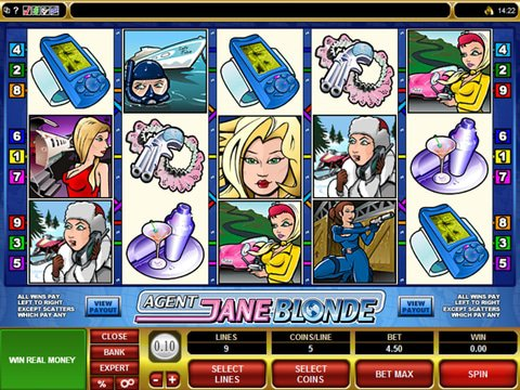 Agent Jane Blonde Game Preview