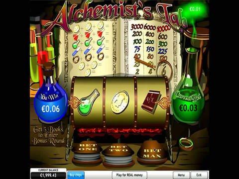 Alchemist Lab Game Preview