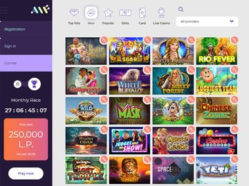 Alf Casino Software Preview