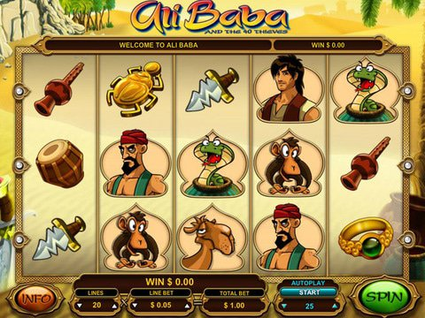 Ali BaBa Game Preview