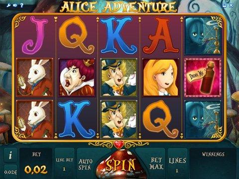 Alice Adventure Game Preview