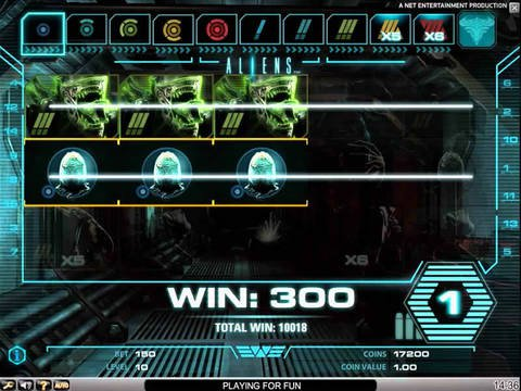 Aliens Game Preview