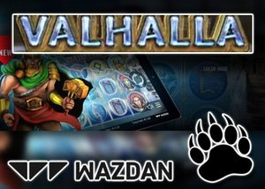 Wazdan casinos release new slot Valhalla