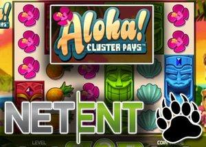 NetEnt's New Slot Machine Aloha Cluster Pays