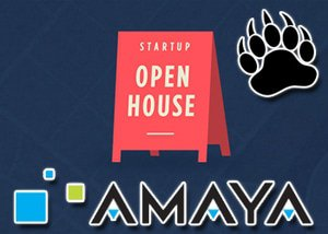 Amaya Sponsorship Of Startup Open House