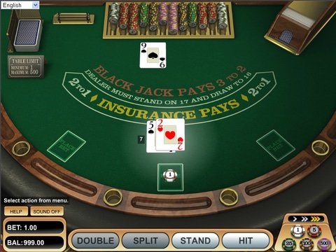American Blackjack Game Preview