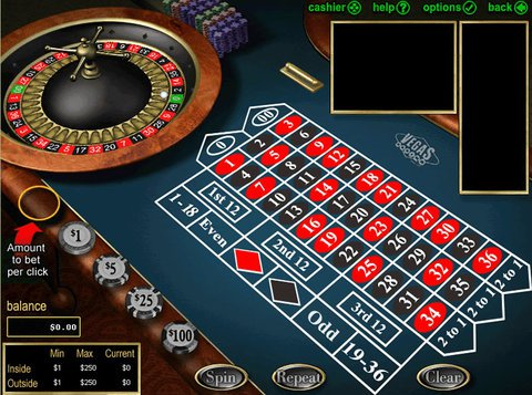 American Roulette Game Preview