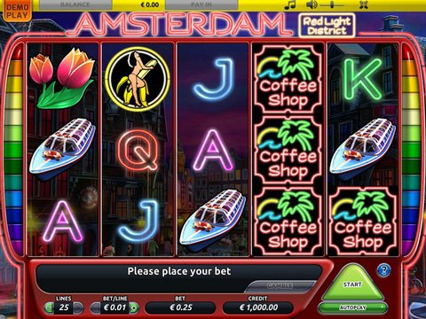 No Download Amsterdam Red Light District Slots