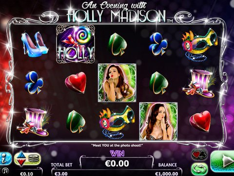 An Evening with Holly Madison Game Preview