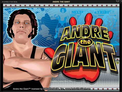 Andre The Giant Game Preview