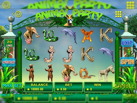 Animal Party Game Preview