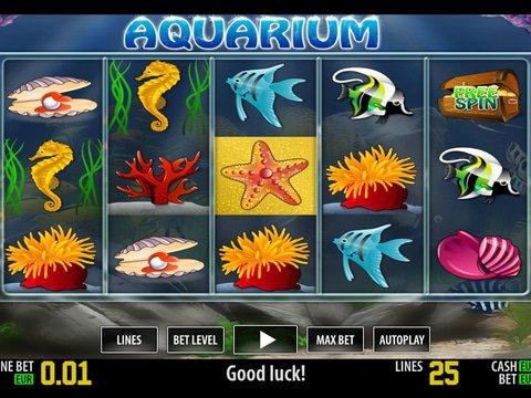 Recensione slot machine gratis Aquarium di World Match Se siamo amanti della fauna e della flora tipica del mare la slot Aquarium ci lascerà letteralmente basiti dinanzi a tanta cura dei dettagli.Tanti simboli tipici infatti risulteranno disegnati in 2d ma con animazioni tridimensionali ed un dettaglio grafico in alta definizione.