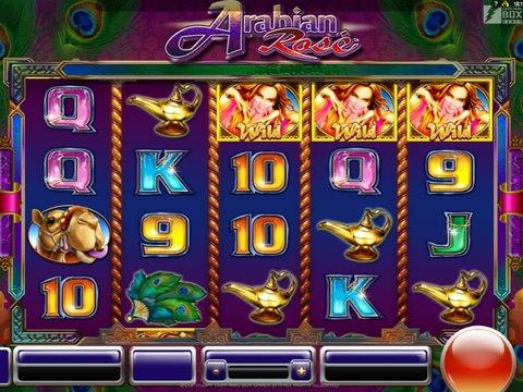Arabian Rose Game Preview