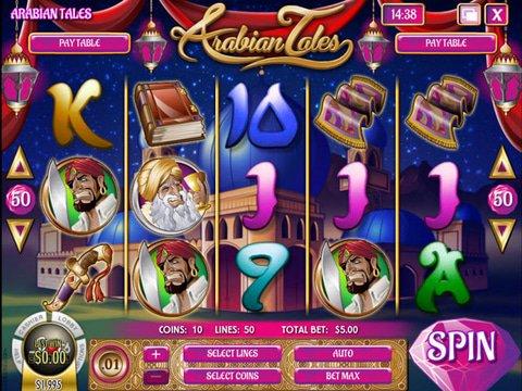 Arabian Tales Game Preview