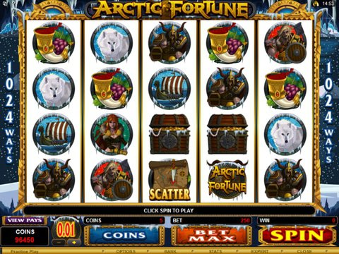 Arctic Fortune Game Preview
