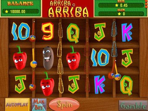 Arriba Arriba Game Preview