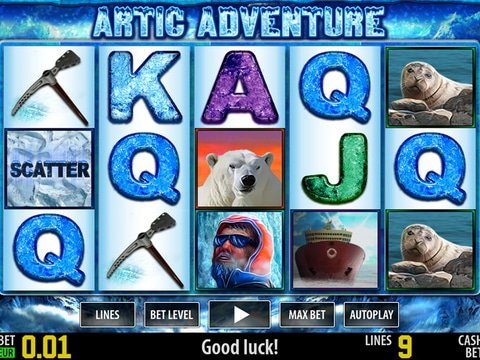 Artic Adventure HD Game Preview