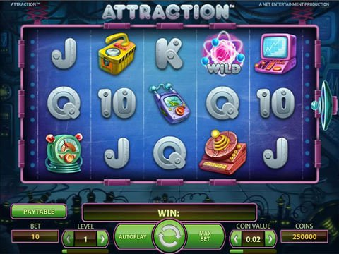 Attraction Game Preview