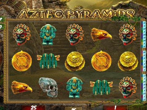 Aztec Pyramids Game Preview