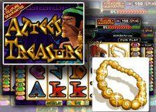 Aztecs Treasure - Feature Guarantee