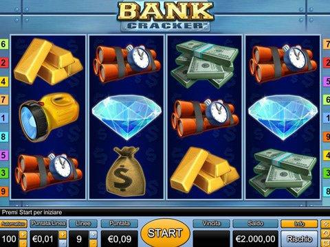 Bank Cracker Game Preview