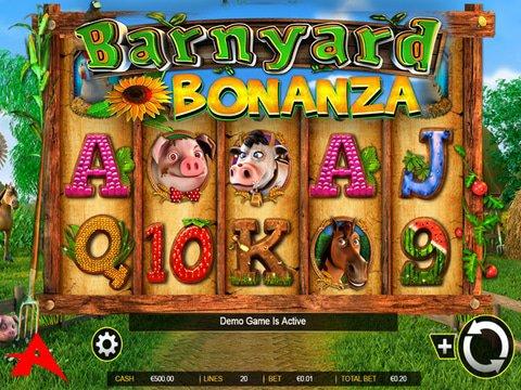 Barnyard Bonanza Game Preview
