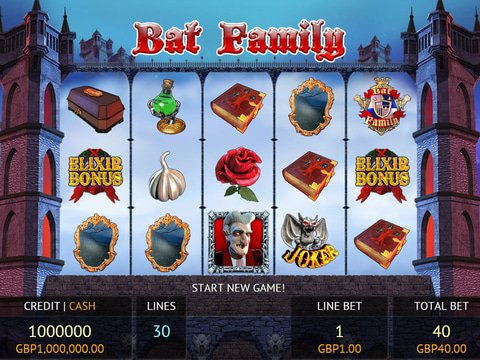 Bat Family Game Preview