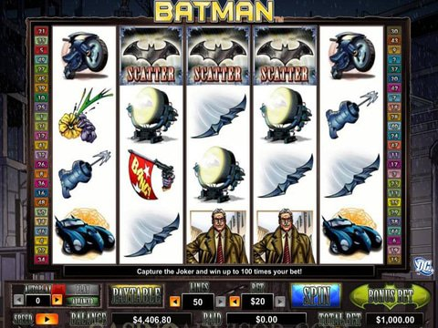 Batman Game Preview