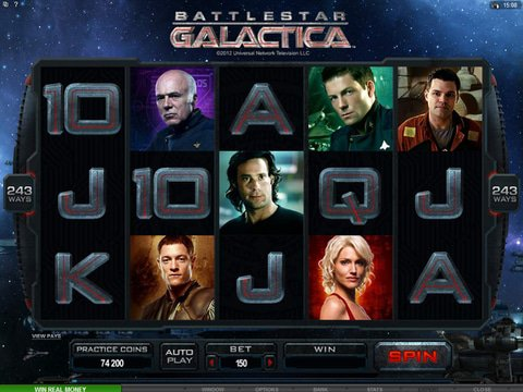Battlestar Galactica Game Preview