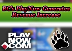 revenues up at british columbia's playnow casino