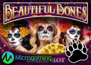 Beautiful Bones - New Slot from Microgaming