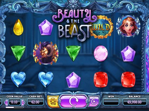 Beauty and the Beast Game Preview