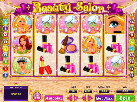 Beauty Salon Game Preview