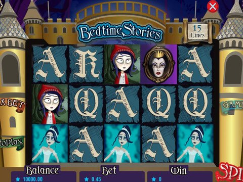 Bedtime Stories Game Preview