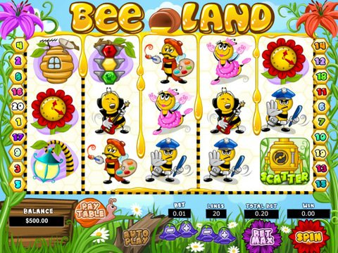 Play Bee Land Online With No Registration Required!